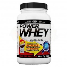 POWER WHEY POWER SUPLEMENTS POTE 900G