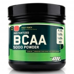 BCAA 5000 POWDER OPTIMUM NUTRITION POTE 380G
