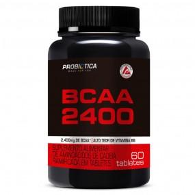BCAA 2400 PROBIOTICA POTE 60 TABLETES