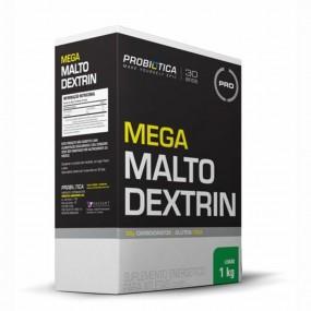 MEGA MALTODEXTRIN PROBIOTICA CAIXA 1KG 1KG LIMAO