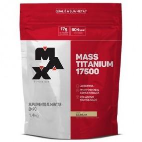 MASS TITANIUM 17500 MAX TITANIUM REFIL 1.4KG