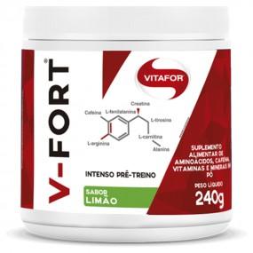 V-FORT PRÉ TREINO VITAFOR POTE 240G