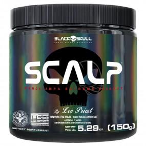 SCALP BLACK SKULL POTE 150G