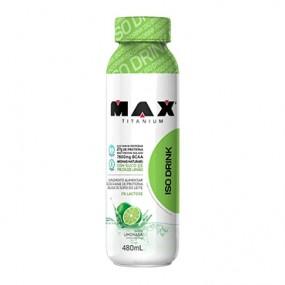 ISO DRINK MAX TITANIUM POTE 480ML