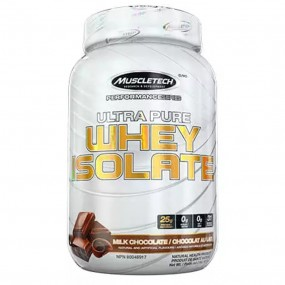 WHEY ISOLATE ULTRA PURE MUSCLETECH POTE 907G