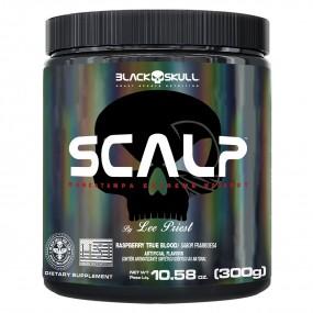 SCALP BLACK SKULL POTE 300G