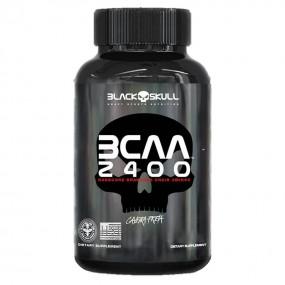 BCAA 2400 BLACK SKULL POTE 30 TABLETES