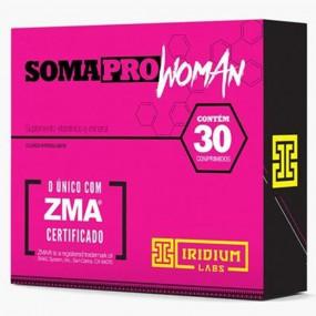 SOMAPRO WOMAN IRIDIUM LABS 30 TABLETES