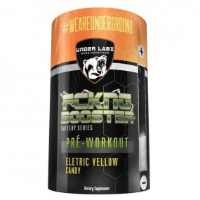FCKNG BOOSTER UNDER LABS POTE 600G ELETRIC YELLON