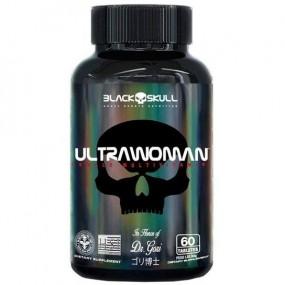 ULTRAWOMAN BLACK SKULL POTE 60 TABLETES
