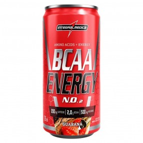 BCAA ENERGY DRINK INTEGRALMEDICA GUARANA LATA 269ML