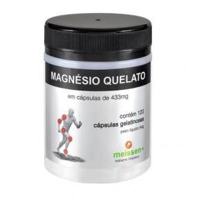 MAGNESIO QUELATO MEISSEN 120CPS