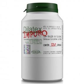 DILATEX IMPURO POWER SUPPLEMENTS POTE 120 CÁPSULAS