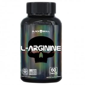 L-ARGININE BLACK SKULL POTE 60 TABLETES