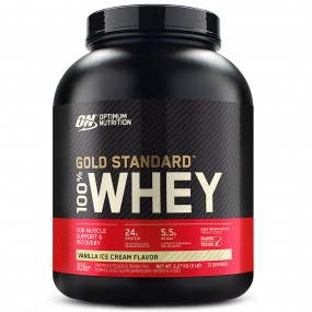 WHEY 100% GOLD STANDARD ON POTE 2.27KG
