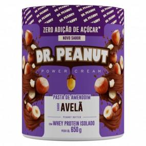 PASTA DE AMENDOIM DR PEANUT POTE 650G