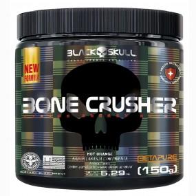 BONE CRUSHER BLACK SKULL POTE 150G