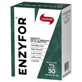 ENZYFOR VITAFOR CAIXA COM 30 SACHES 3G CADA