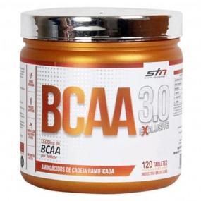 BCAA EXCLUSIVE 3.0 STN POTE 120 CÁPSULAS