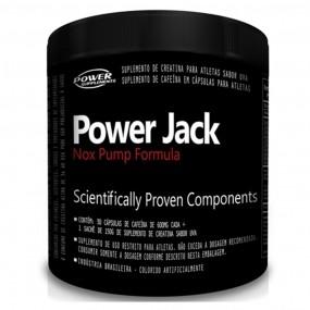 POWER JACK POWER SUPLEMENTS POTE 30 CÁPSULAS