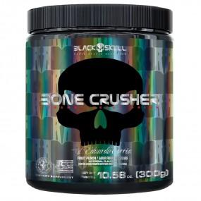 BONE CRUSHER  BLACK SKULL POTE 300G