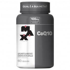 COQ10 MAX TITANIUM POTE 60 CÁPSULAS