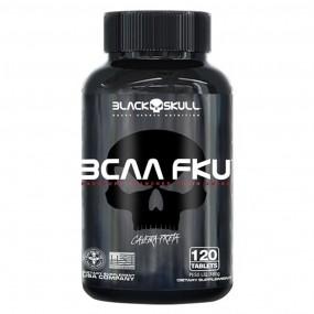 BCAA FKU BLACK SKULL POTE 120 TABLETES