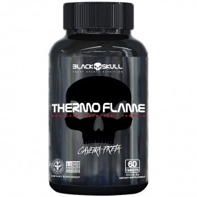 THERMO FLAME BLACK SKULL POTE 60 TABLETS