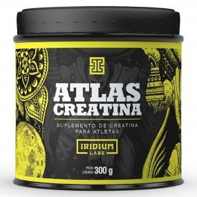 ATLAS CREATINA IRIDIUM LABS POTE 300G