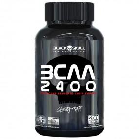BCAA 2400 BLACK SKULL POTE 200 TABLETES