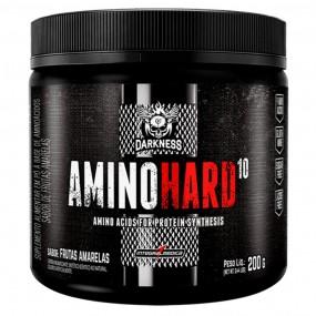 AMINO HARD 10 INTEGRALMEDICA POTE 200G