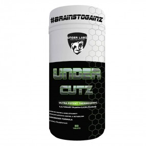 UNDER CUTZ 60 TABLETS